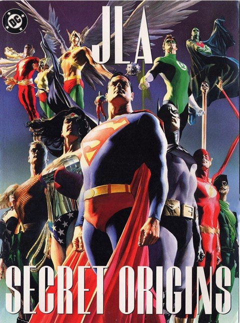 JLA – Secret Origins (2002)