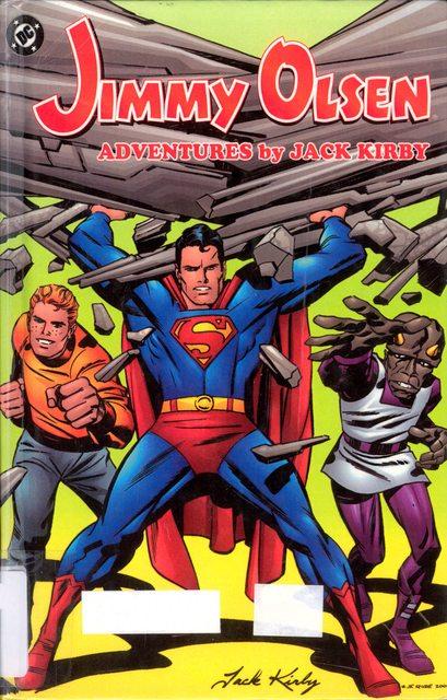 Jimmy Olsen Adventures By Jack Kirby