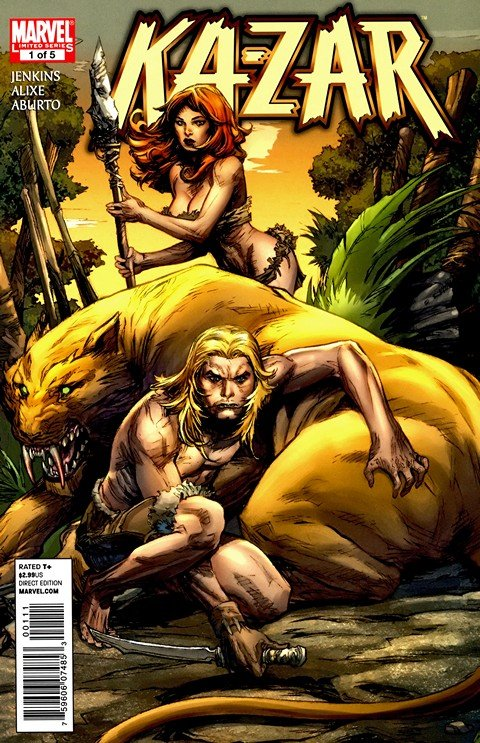 Ka-zar Vol. 1 – 5 (Collection)