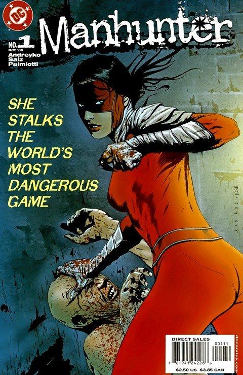 Manhunter Vol. 3 #1 – 38
