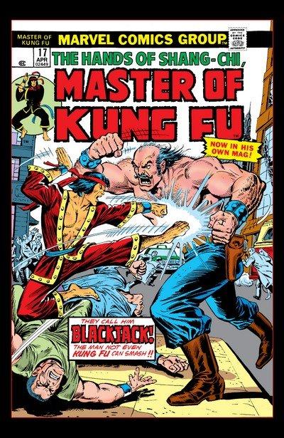 Master of Kung Fu #17 – 125 + Extras (1974-1983)