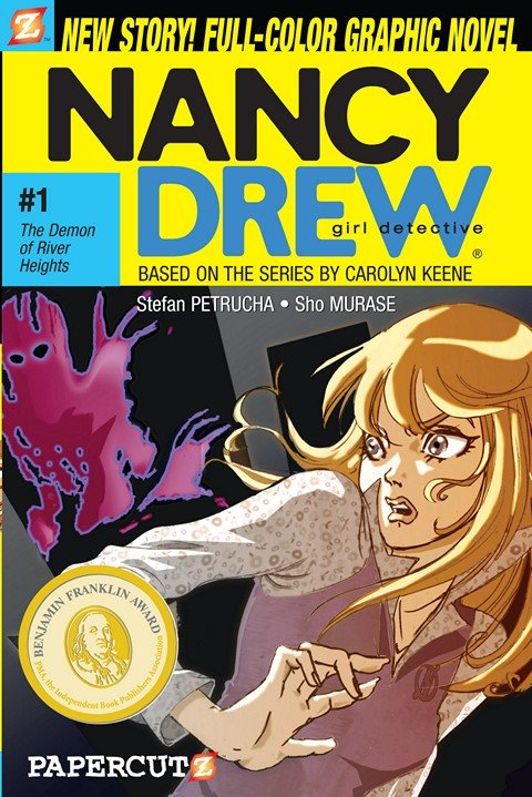 Nancy Drew Vol. 1 – 21 (2005-2010)