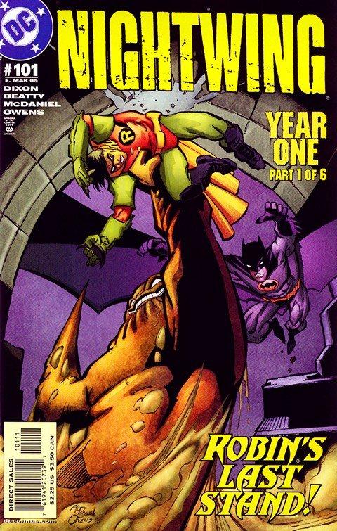 Nightwing – Year One