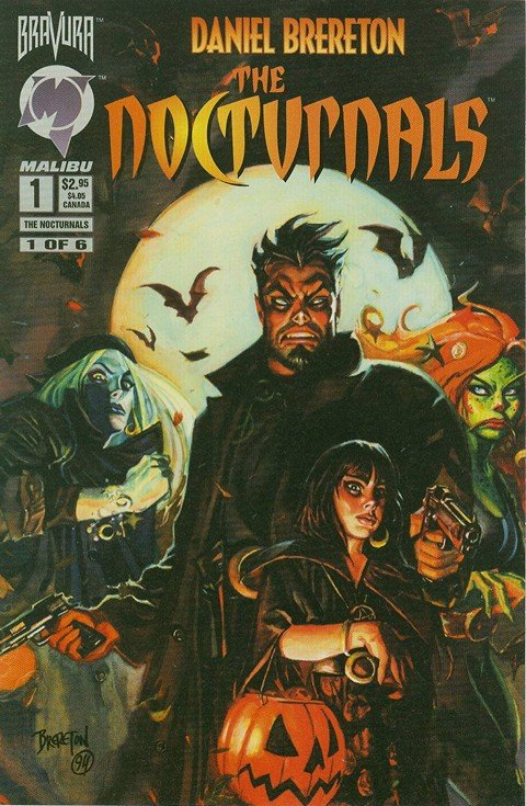Nocturnals (Collection)