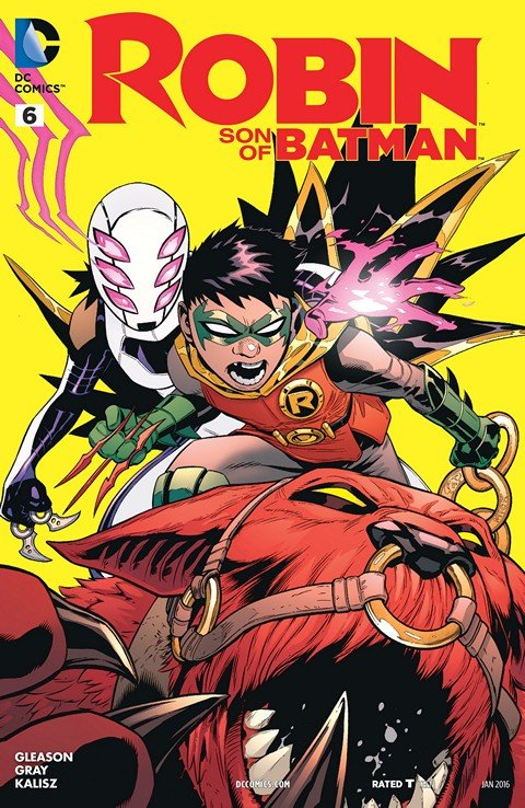 Robin – Son of Batman #6