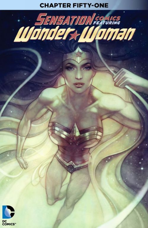 Sensation Comics Featuring Wonder Woman #51