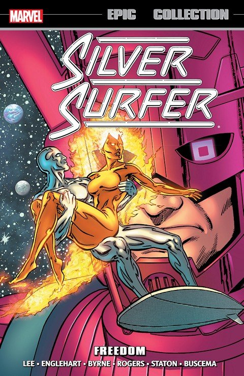 Silver Surfer Epic Collection Vol. 3 – Freedom (2015)
