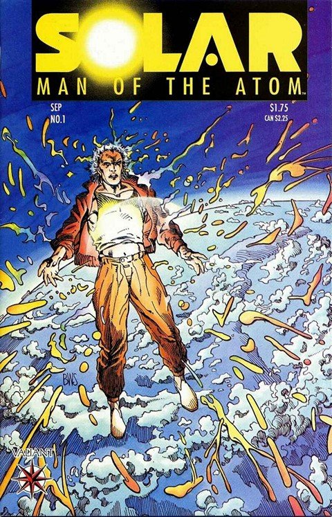 Solar, Man of the Atom #1 – 60