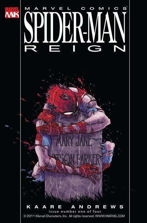 Spider-Man – Reign #1 – 4 + TPB (2007)