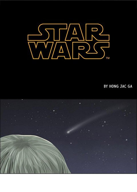 Star Wars Webcomic (Chapters #1 – 18)