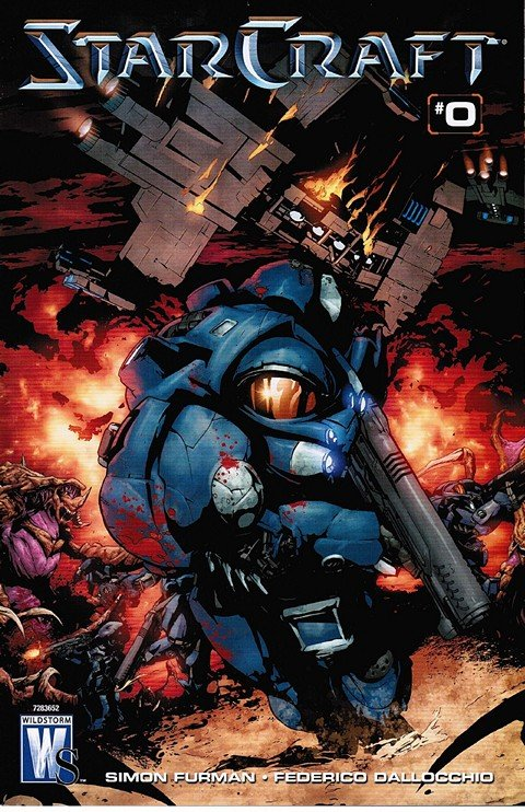 StarCraft (Comics Collection)