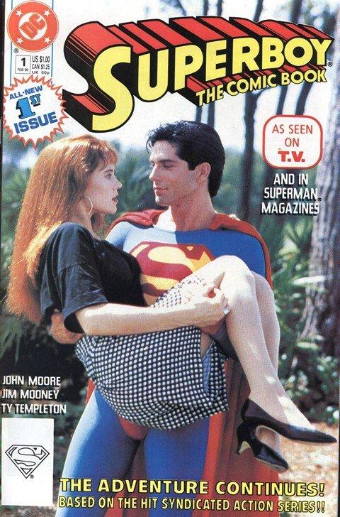 Superboy Vol. 2 #1 – 22 + Special