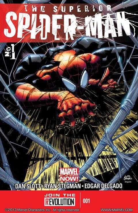 Superior Spider-Man #1 – 33 + Extras (2013-2014)