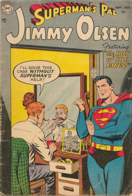 Superman's Pal, Jimmy Olsen #1 – 153