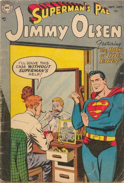 Superman's Pal, Jimmy Olsen #1 – 153 (1954-1974)