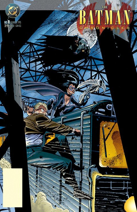 The Batman Chronicles #1 – 23 (1995-2001)