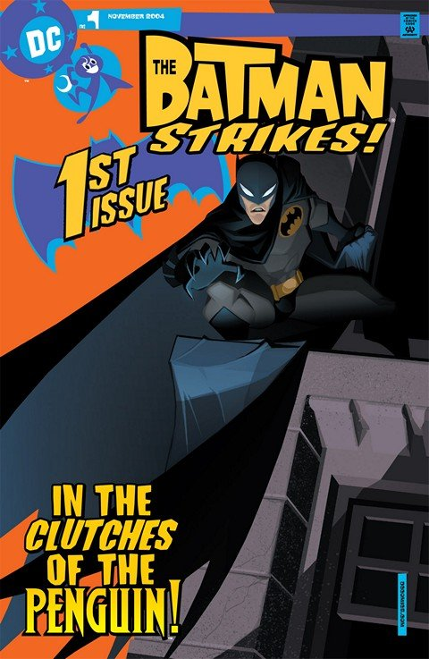 The Batman Strikes! #1 – 50