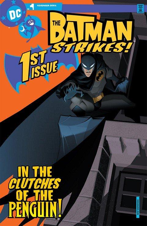 The Batman Strikes! #1 – 50