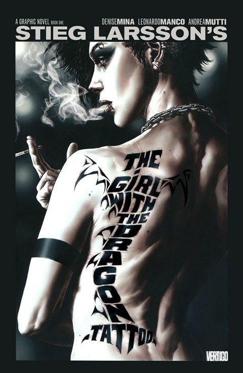 The Girl with the Dragon Tattoo (Books 1 + 2 + FCBD) (2012-2013)