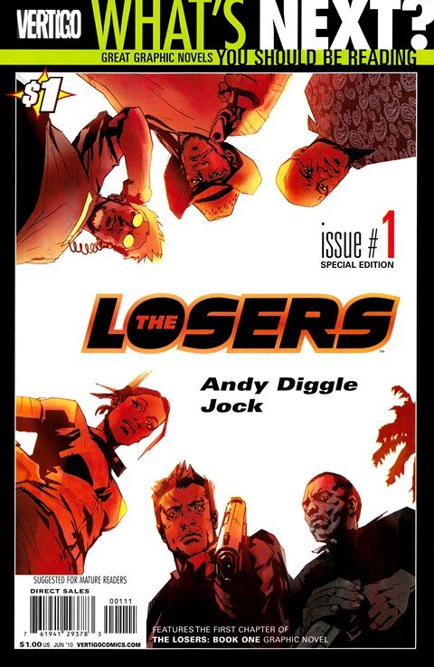 The Losers #1 – 32