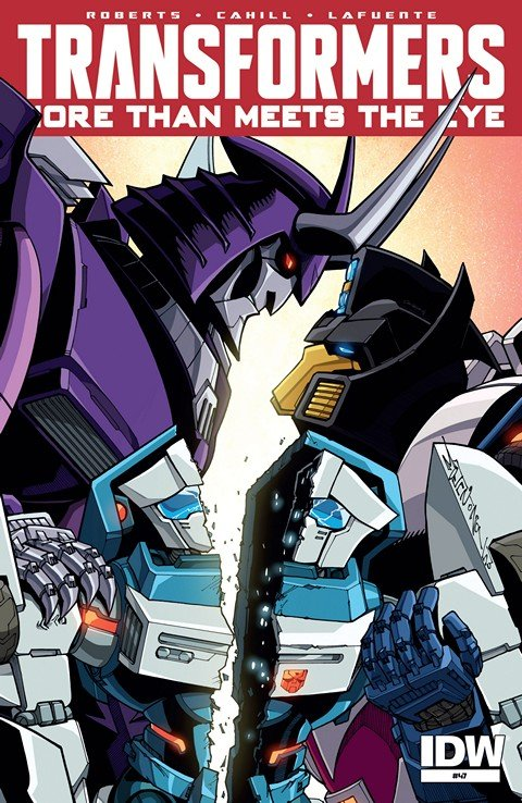 The Transformers – More Than Meets the Eye #47
