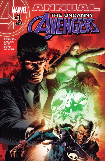 The Uncanny Avengers Annual #1