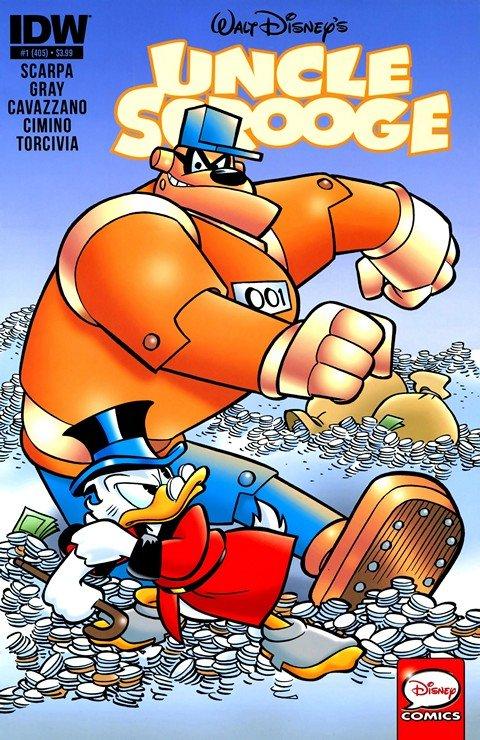 Uncle Scrooge #1 – 7 (2015)