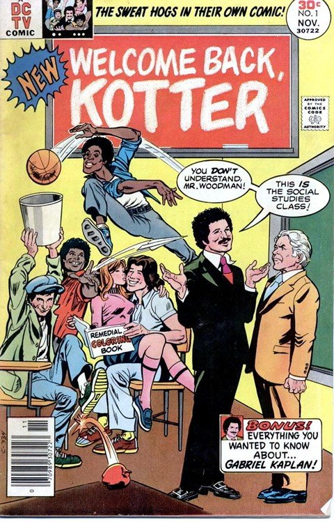 Welcome Back – Kotter #1 – 10