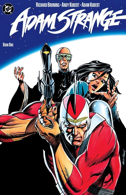 Adam Strange Vol. 1 – 2