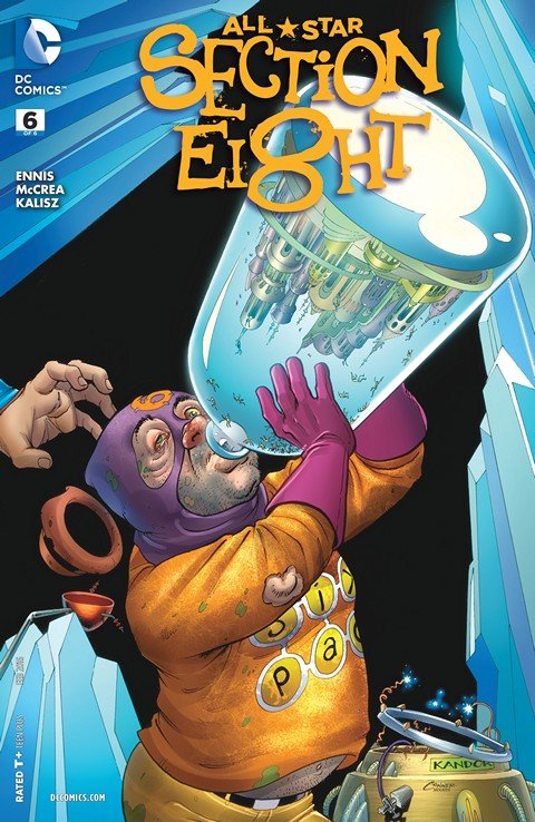 All-Star Section Eight #1 – 6