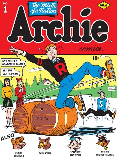 Archie Comics #1 – 666 (Collection) (1942-2015)