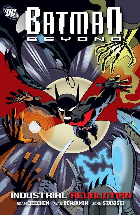 Batman Beyond – Industrial Revolution (2012)