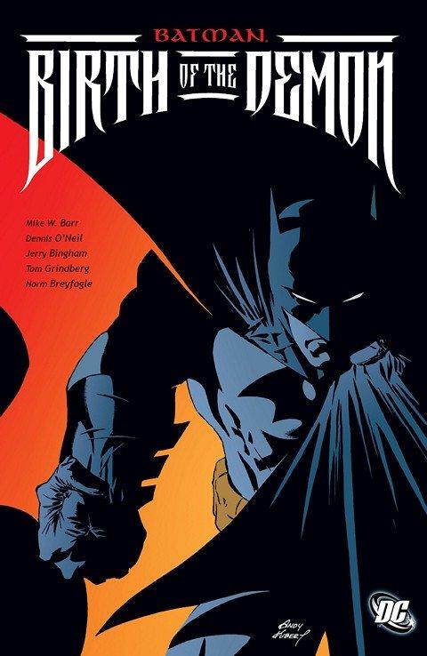 Batman – Birth of the Demon