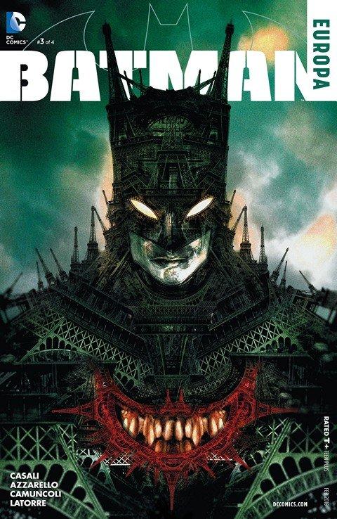 Batman – Europa #3