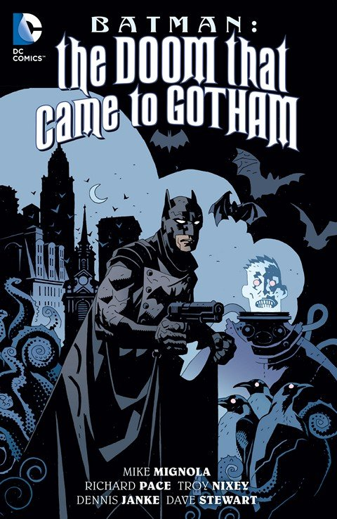 Batman – The Doom that Came to Gotham (TPB)