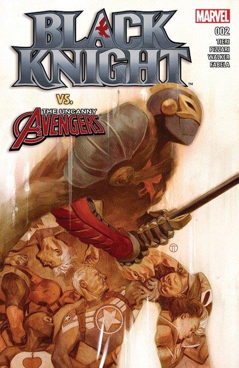Black Knight #2