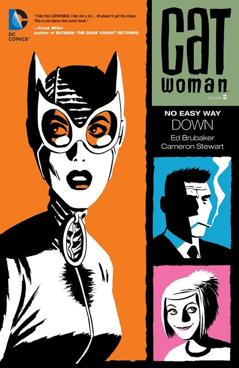 Catwoman Vol. 1 – 4 (TPB) (2012-2015)