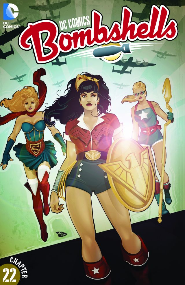 DC Comics – Bombshells #22