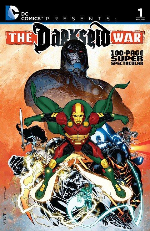 DC Comics Presents – Darkseid War 100-Page Spectacular #1