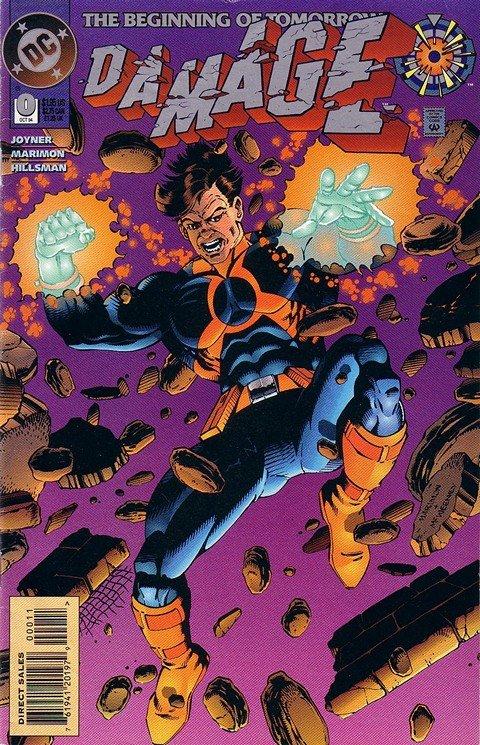 Damage #0 – 20 (1994-1996)