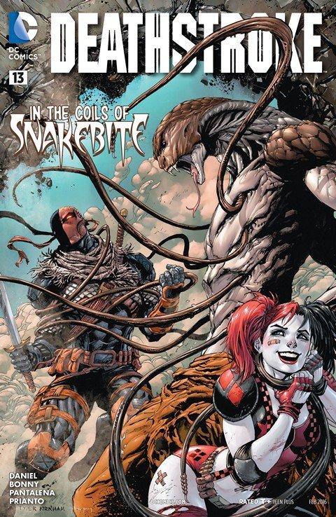 Deathstroke #13