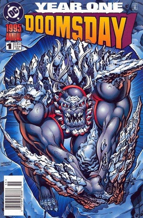 Doomsday Annual #1