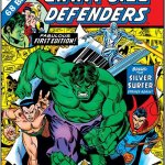 Giant-Size Defenders #1 – 4 (1974-1975)