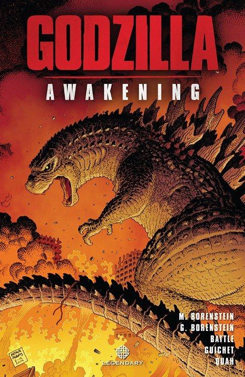 Godzilla – Awakening (2014)