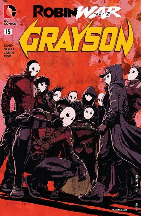 Grayson #15