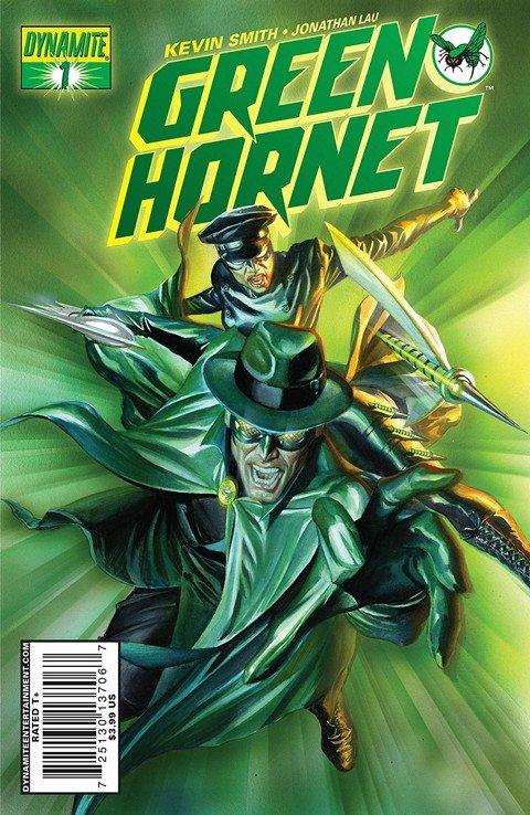 Green Hornet #1 – 33 + Green Hornet Legacy #34 – 42 + Annuals
