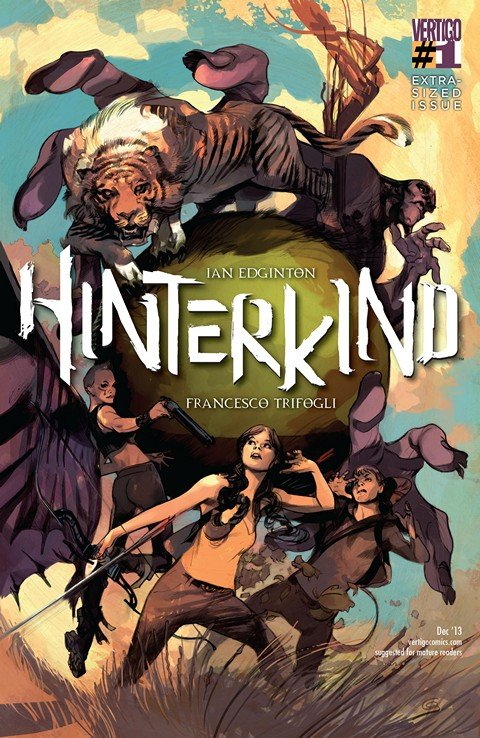 Hinterkind #1 – 18 + TPB Vol. 1 – 3