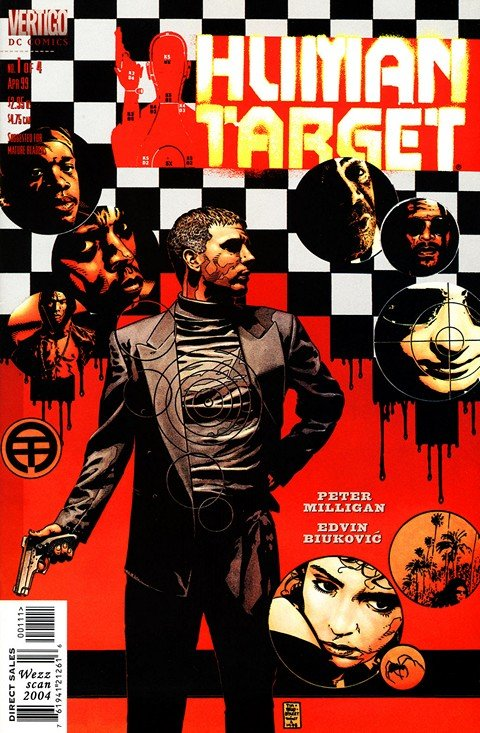 Human Target (Collection)