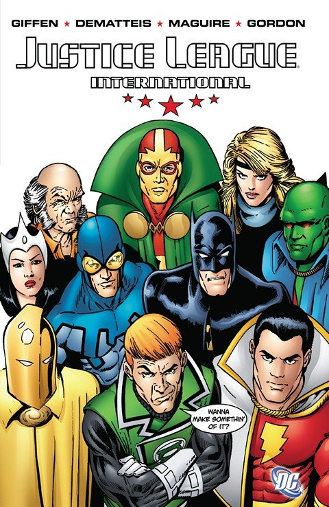 Justice League International Vol. 1 – 6 (TPB) (2008-2011)
