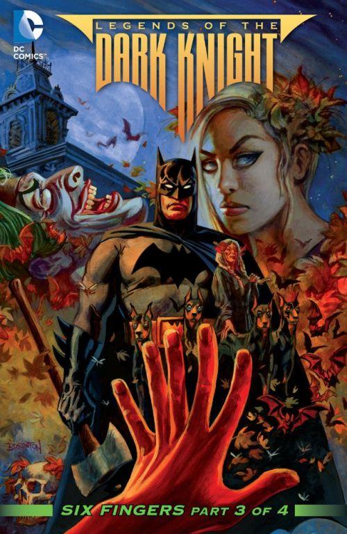 Legends of the Dark Knight #87